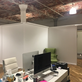 commercial room dividers in New York