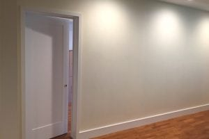 pressurized walls and custom room dividers in NYC