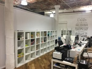 Commercial room dividers